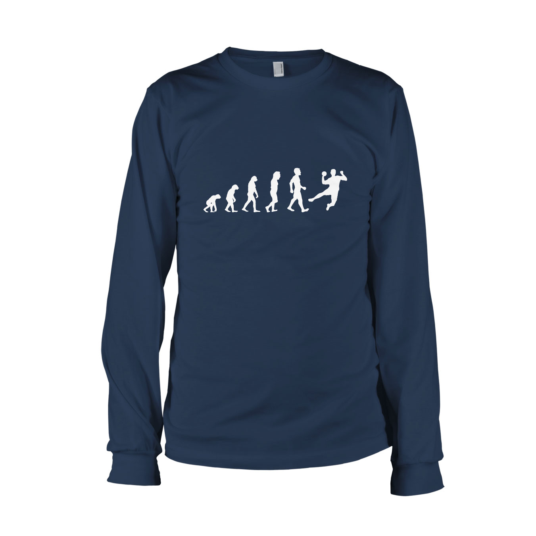 texlab handball evolution herren langarm t shirt. Black Bedroom Furniture Sets. Home Design Ideas